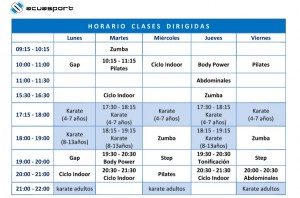 HORARIO-ACTIVIDADES-GIMNASIO-TORRENT